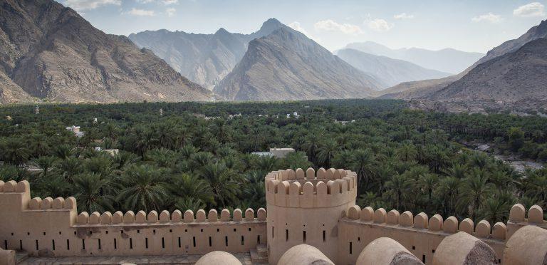 Castillos de Omán