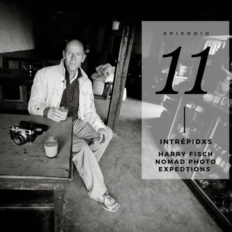 Harry Fisch en Intrepidxs