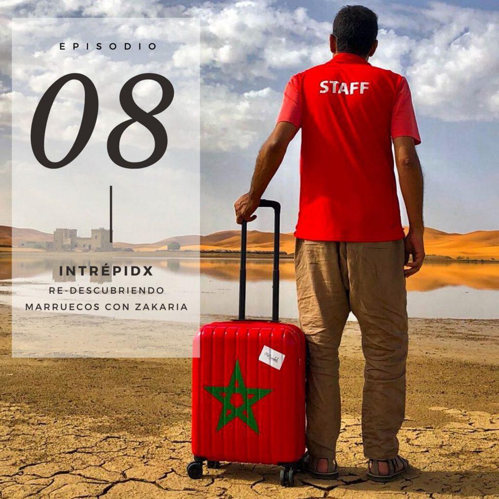 Podcast Intrépidx Marruecos