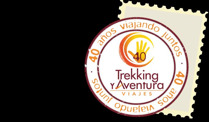 Sello de Garantia de viajes Trekking y Aventura
