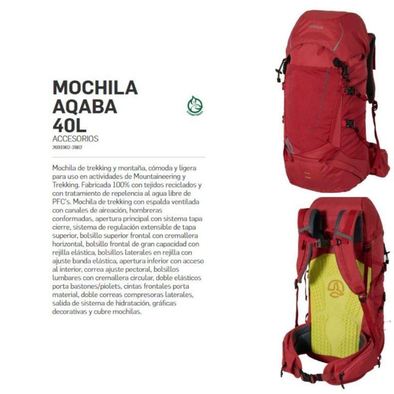 Mochila TErnua Intrepidxs