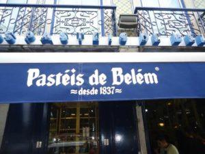 Los pasteles de Belem