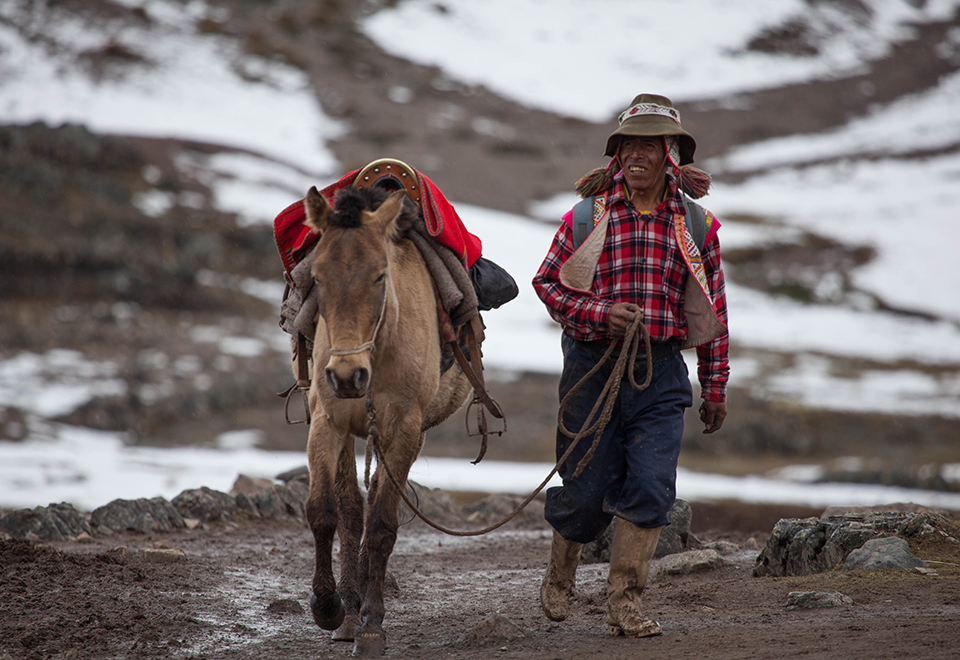 Trekking del Ausangate en Perú