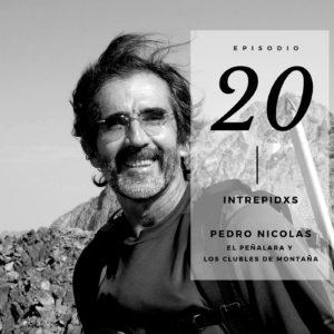 Pedro Nicolás del Peñalara en Intrepidxs